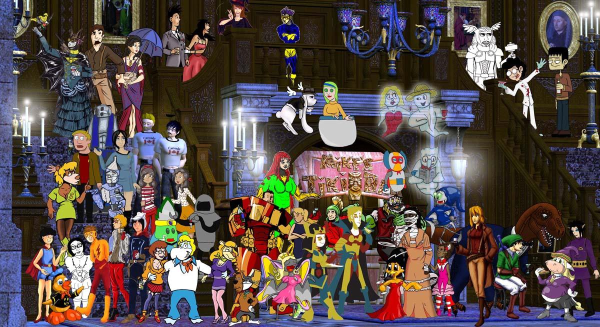WU Halloween 2014 Collab