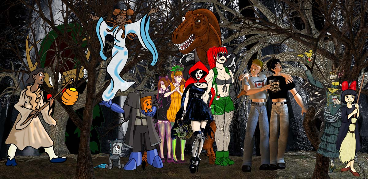 WU Halloween 2015 Collab